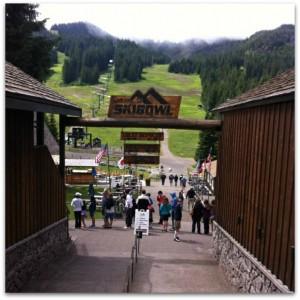 Free Half Day Ski Bowl Admission
