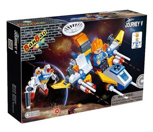 Space Fighters Block Set