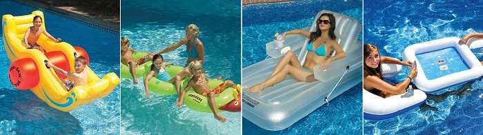Swimline Essential Pool Products Up To 45% OFF!