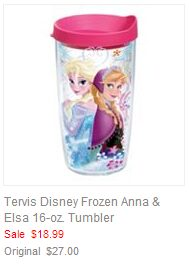 Tervis Disney Frozen Anna & Elsa 16-oz. Tumbler