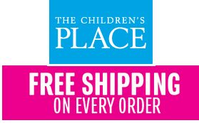 The Children's Place Free Shipping