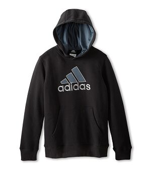 adidas Kids Post Route Hoodie Only $11.99 Shipped!