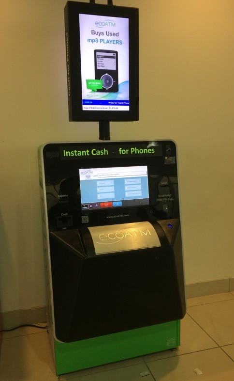 ecoATM Earn Cash for Electronic Devices