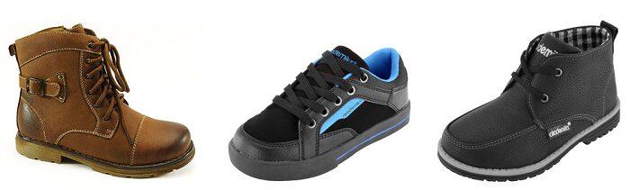 Akademiks Kids Shoes As Low As $14.99!