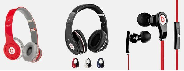 Beats by Dr. Dre As Low As $19.99!