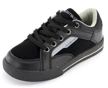 Black & Gray Nick Sneaker