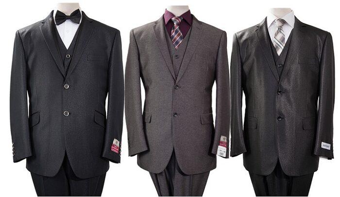 Braveman 3-Piece Suit