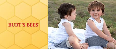 Burt's Bees Baby Organic Clothing Starting At $6.99!