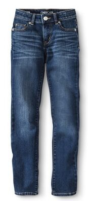 Cherokee Girls' Jeans - Antique Blue