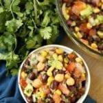 Cowboy Caviar Recipe (Salad, Dip, Dressing, Salsa)