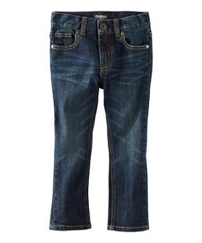 Dark Wash Nick Jeans - Toddler & Boys