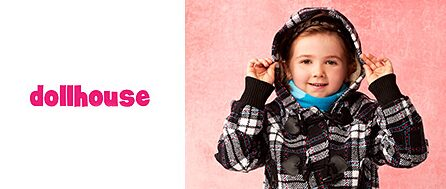 Dollhouse Girls Outerwear