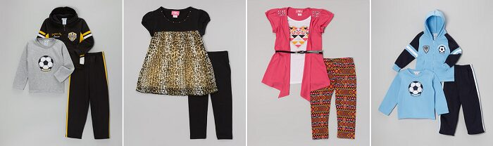 Fall Kids Outfits & Jackets Starting At $6.99!