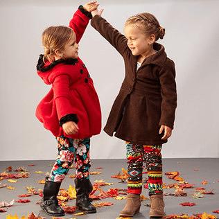 Fall Wardrobe Girls Apparel