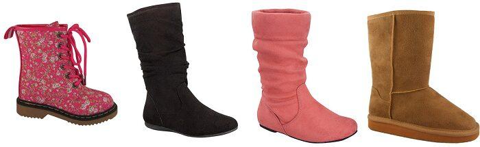 Girls Fashion Boot Sale