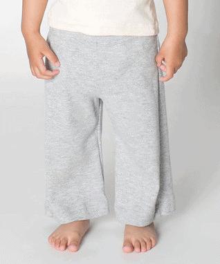 Heather Gray Karate Pants