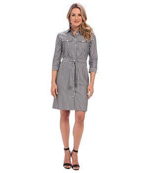 Jones New York Easy Care Shirt Dress