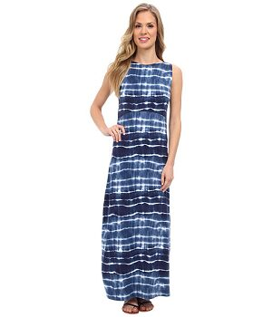 Jones New York Sleeveless Boatneck Dress