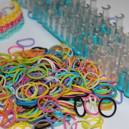 Loom Bands 600 Piece Kit