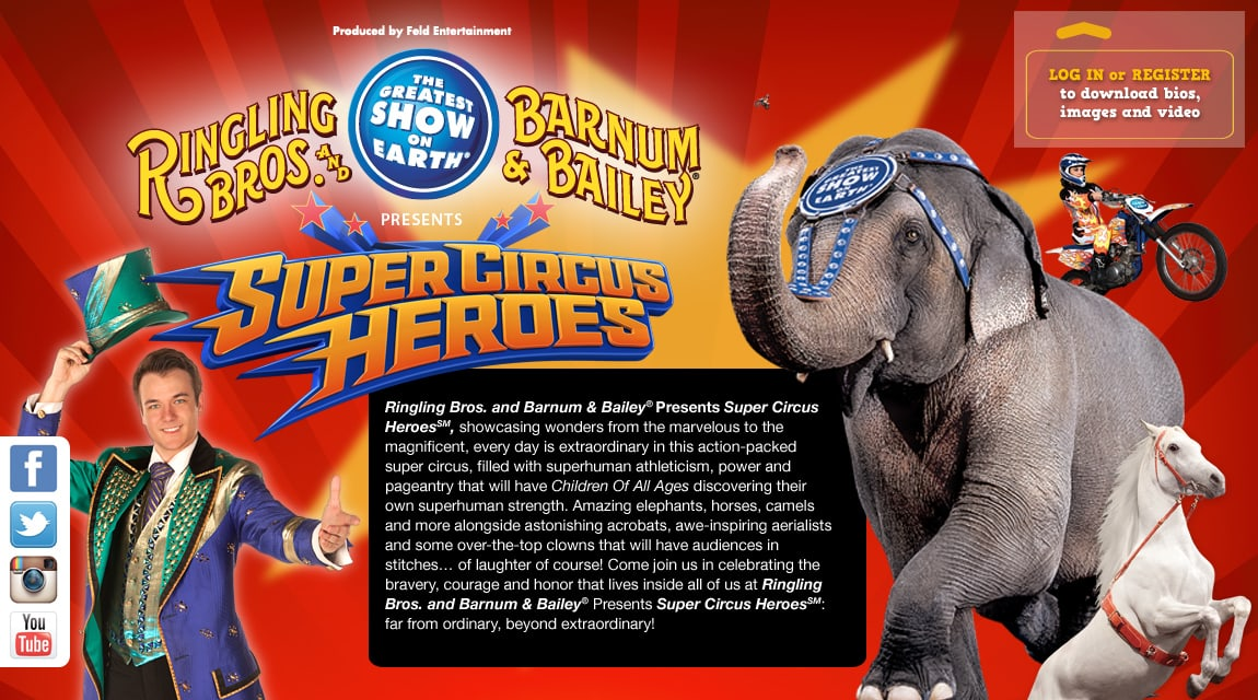 Discount Tickets To Ringling Bros Amp Barnum Amp Bailey