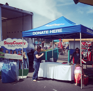Wild Waves Discount Admission with Sleep Country Donation