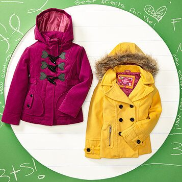 Sugarcoated Kids Outerwear
