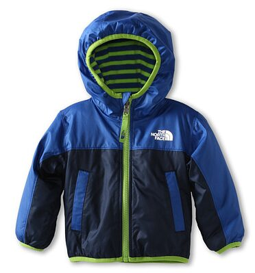 The North Face Kids Reversible Scout Wind Jacket (Infant) $26.99 (Reg $65)