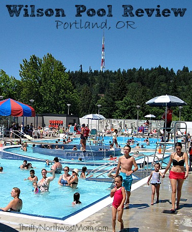 Wilson Pool In Portland Park Review
