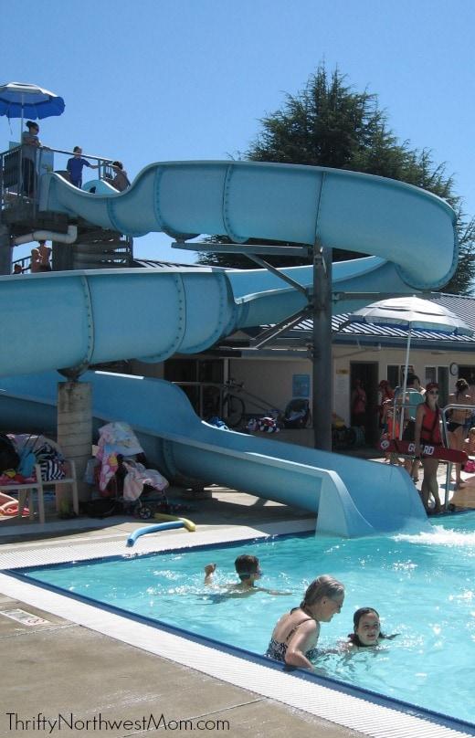 Wilson Pool Slide
