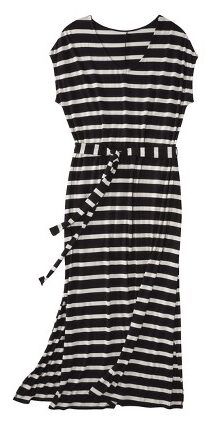 Women's Plus Size Short Sleeve V Neck Maxi Dress Only $12.24!