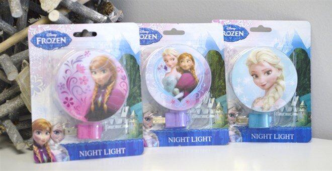 Frozen Night Light $4.79!