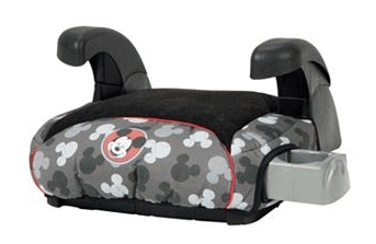 Disney Mickey Mouse Pronto Backless Booster Seat by Cosco