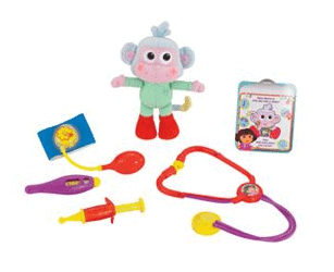 Dora the Explorer Baby Boots & Medical Kit by Fisher-Price