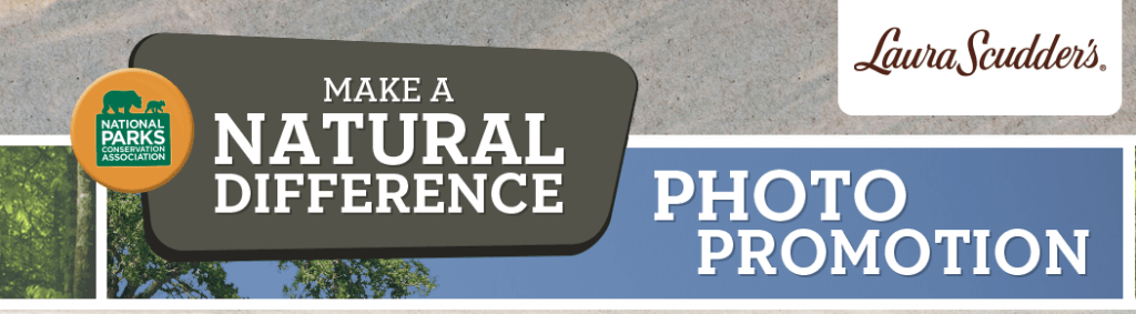 Make a Natural Difference Photo Promotion