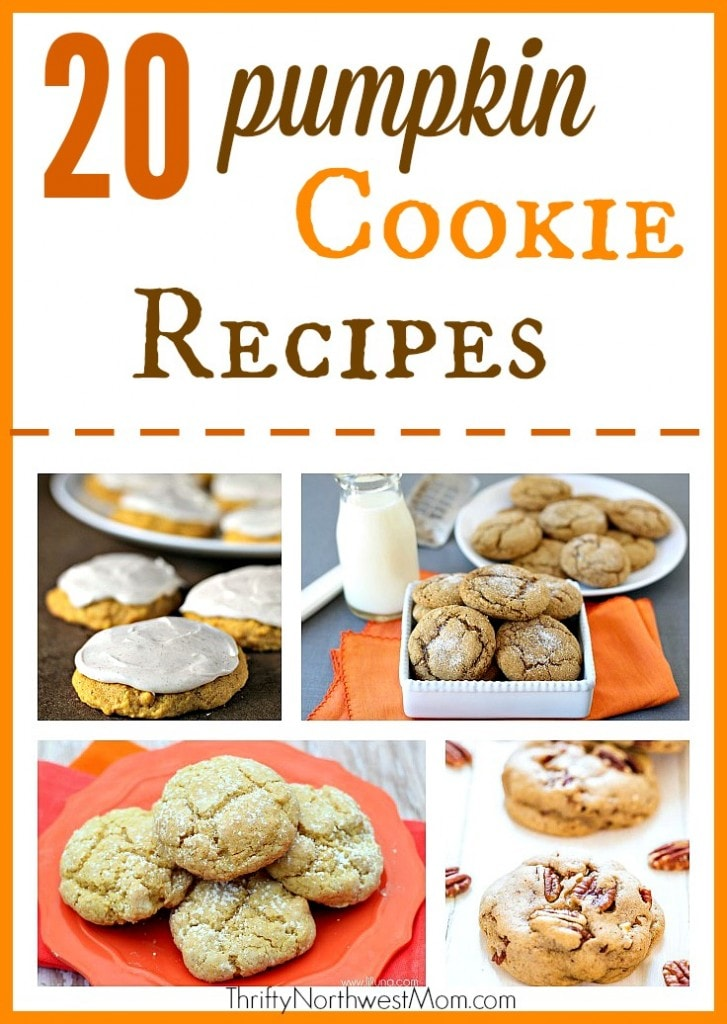 Pumpkin Spice Cookie Recipe