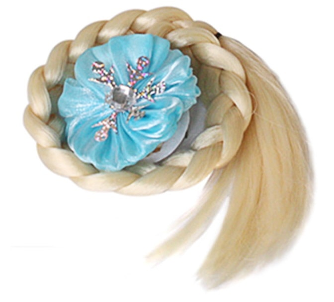 'Frozen' Elsa Wig only $4 + Free Shipping! (Plus Frozen Crowns for $2.38 ea!)