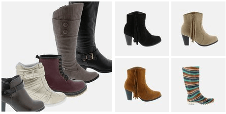 Boots On Sale