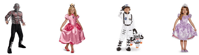 Buy Costumes Coupon Code For 20% OFF! Great Deals On Kids Costumes
