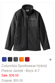columbia coupons Columbia coupons and promo codes are a great way to take advantage of extra savings. This page features a variety of promotions, promo codes, and ways you can save on our tested tough outdoor clothing and apparel.