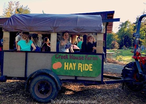 Creek House Farm Hay Rides