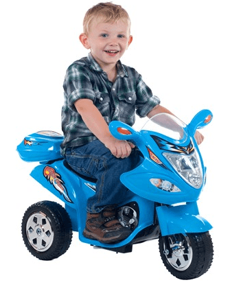 Lil Rider Three Wheel Motorcycle Trike