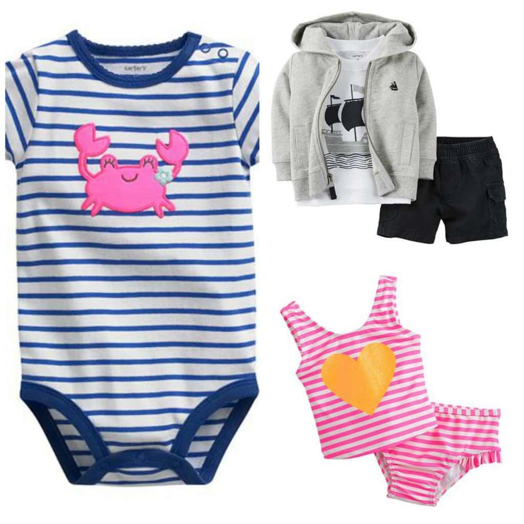 Kohl's Baby Clearance – Items as low as $1.68 Shipped!