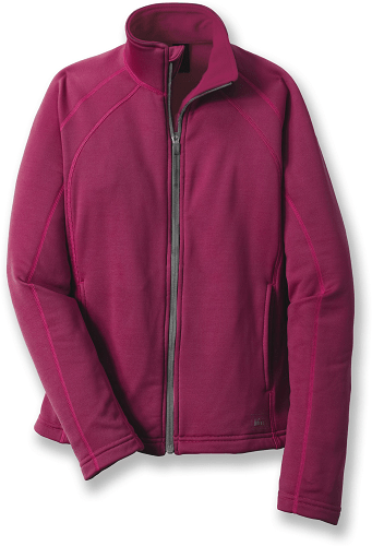 REI Powerstretch Jacket $32.73! (Reg $80)
