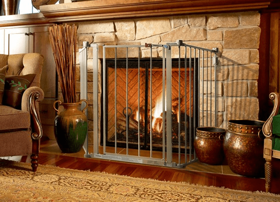 Regalo Beige SuperWide Configurable Safety Gate $39.99!