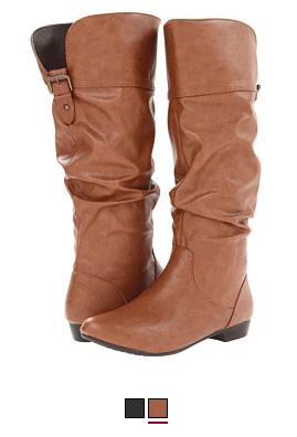 Report Bassett Boots