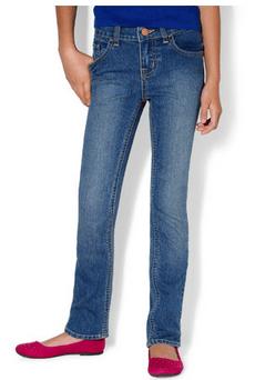 Skinny Jeans - Zelene