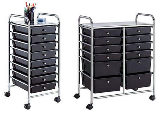 Storage Organizer Drawer Cart As Low As $17.49!