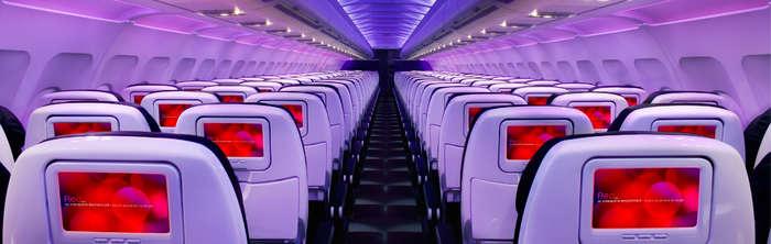 Virgin America Airfare Discounts