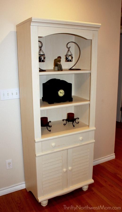 Sauder.com Display Shelf in Hall