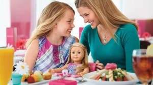 American Girl Doll Cafe